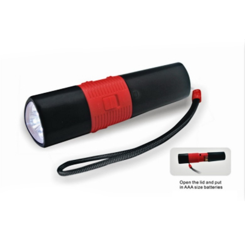 Designer Torch Light with Radio - 282 B