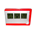 3-Colour Clock, Thermometer, Calendar