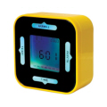 Clock with automatic direction sensor -502