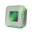 4-Way Multi Colour Clock, Thermometer, Calendar -508