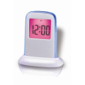 Multi-colour Clock, Thermometer, Calendar, Clock, Timer
