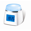 Desktop Clock  with Thermometer, Calendar, Timer, Alarm Clock