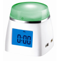 USB HUB  with Thermometer, Calendar, Timer, Alarm Clock an