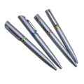 Silver Twist Ball Pen - 6671