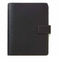 A5 Refillable Diary (728-A) Black