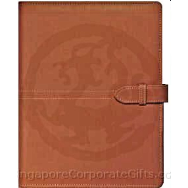 A5 Refillable Diary (728-E) -Brown