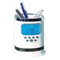 Pen Holder with Clock- 808