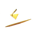 Exclusive Gold Plated Pen Holder with Pen -5