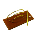 Exclusive Lacquer Envelope Holder