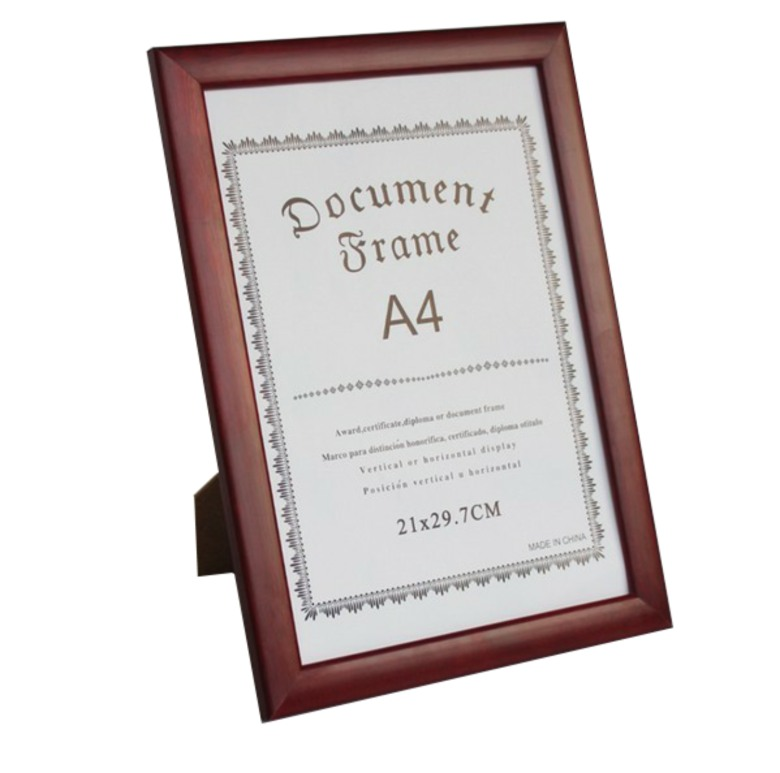 A4 Wooden Photoframe