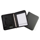 A4 Folder with Ring Binder and Calculator P03
