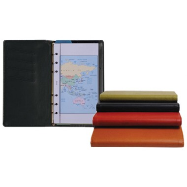 A6 Refillable Note Book