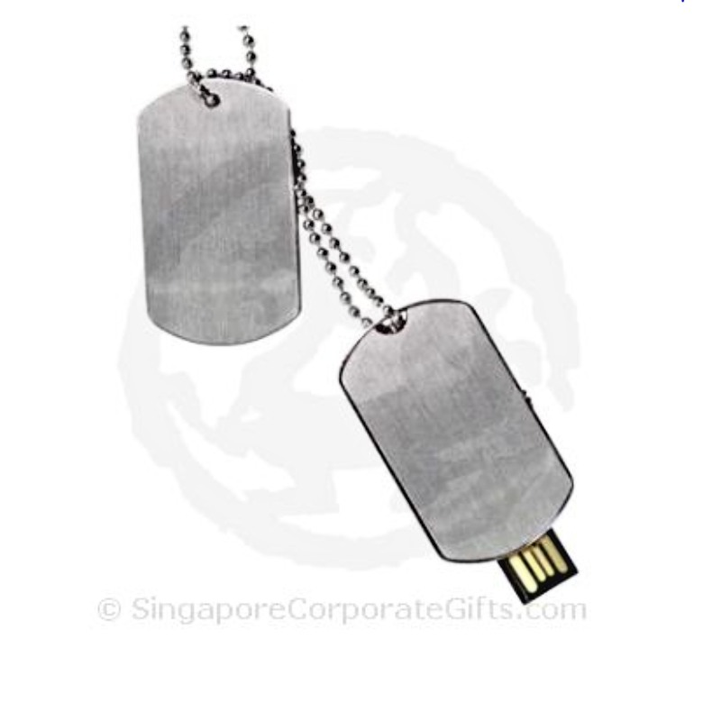 Army Tag Thumbdrive (Trek UDP 4G)