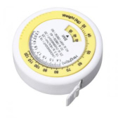 Round BMI Tape Ruler (Small)