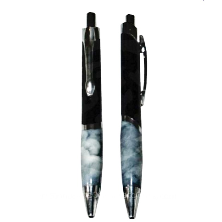 Ball Pen with Marbel Grip 7918