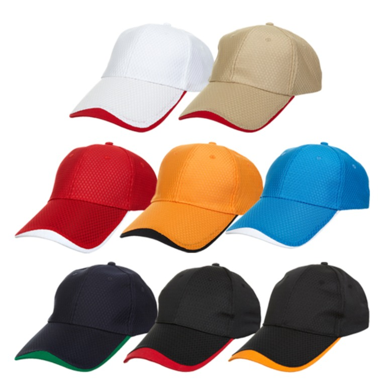 Quick Dry Baseball Cap (6 panels)