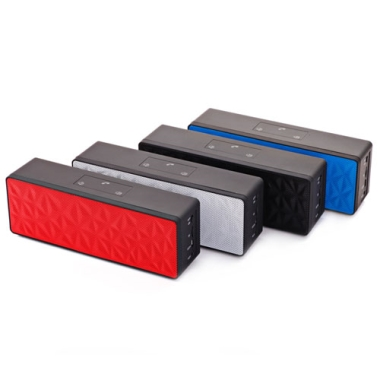 bluetooth speaker with touch button TF card Aux dua speaker