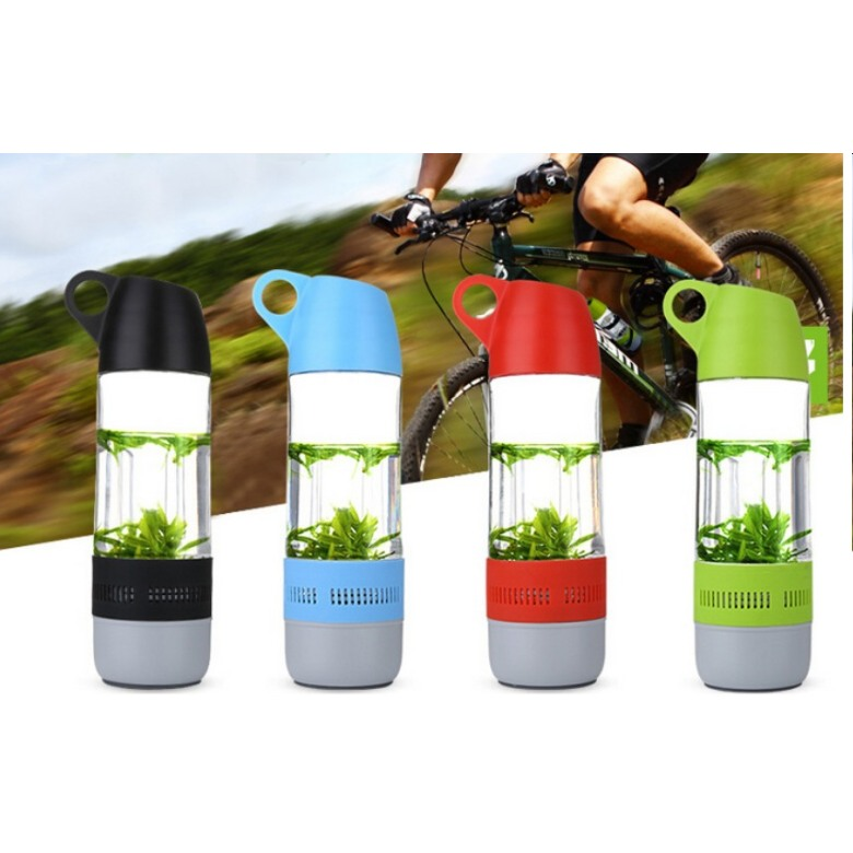 Bluetooth Speaker Water Bottle (400ml)