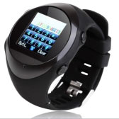 Bluetooth watch with phone answering, calling, sms