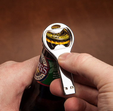 Metal Bottle Opener Thumbdrive 5 (Trek UDP 4G)