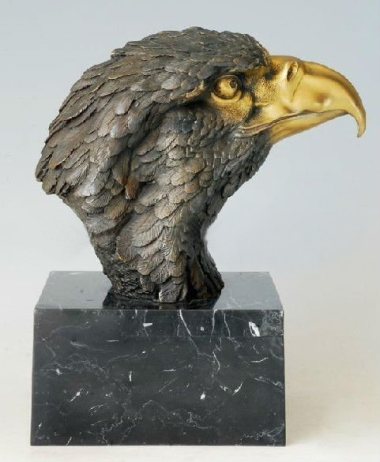 Bronze Sculpture - Leadership