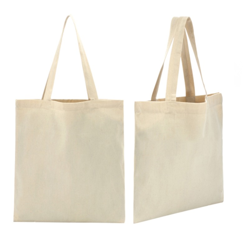 Quality Canvas Tote bag - A4