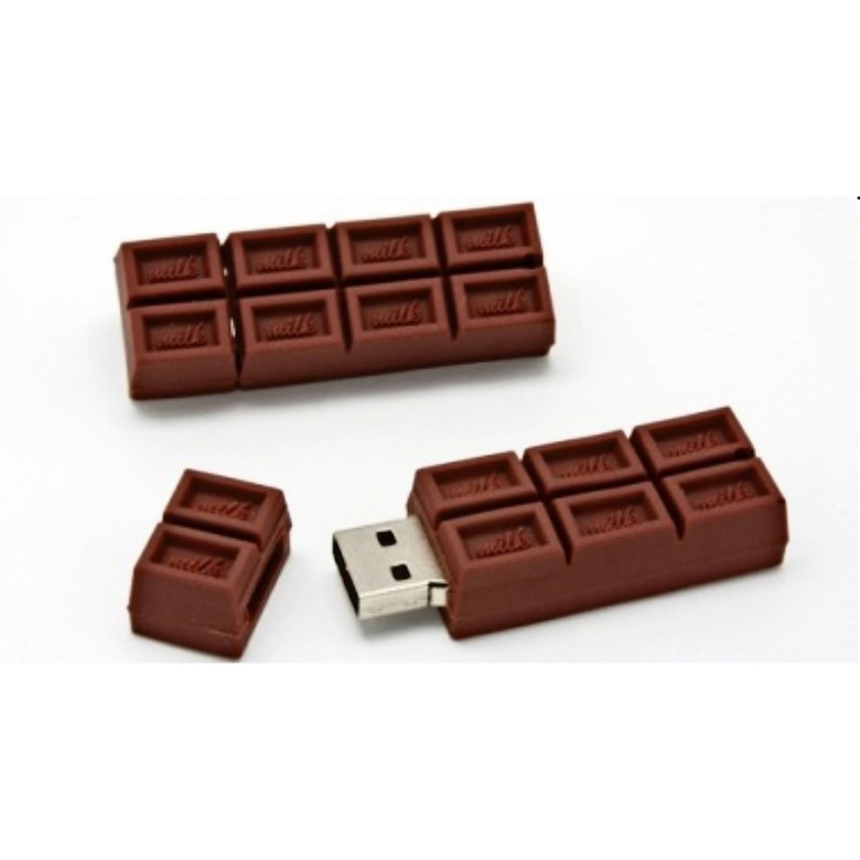 Chocolate Thumbdrive (4 G)