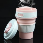 Stylish Silicon Collapsible Cup