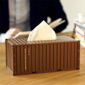 Container Shaped Tissue Holder