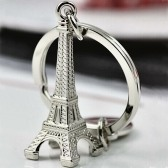 Mini Eiffel Tower Keychain