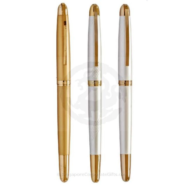 Exclusive Metal Pen with Metallic Matt Finish 602-345 (B, R, F)