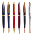 Exclusive Metal Pen with Transparent Finish 602-6-11(Ball,Roller