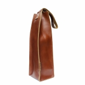 Designer Wine Holder (Genuine Leather)