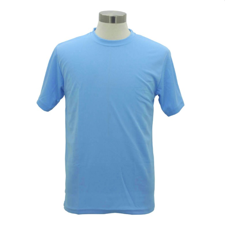 Cotton Jersey Round Neck T Shirt SJ65A