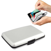 Aluminum Credit Card Case