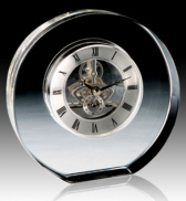 Crystal Clock (CS386-1)