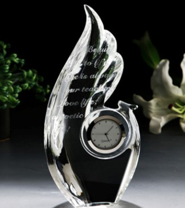 Crystal Clock (CS468)