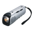 Torch Light with Radio D1505