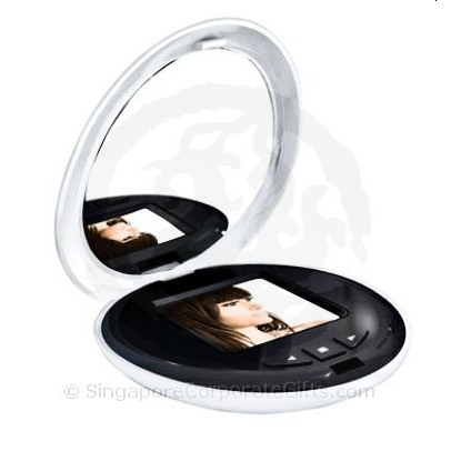Digital Photo Frame with Mirror (1.5 Inch)