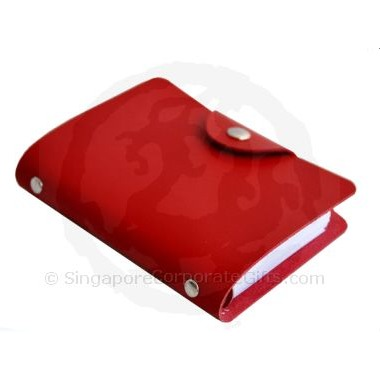 Designer Leather Diary
