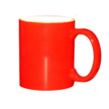 Porcelain Cup 12 Oz (Two Tone)