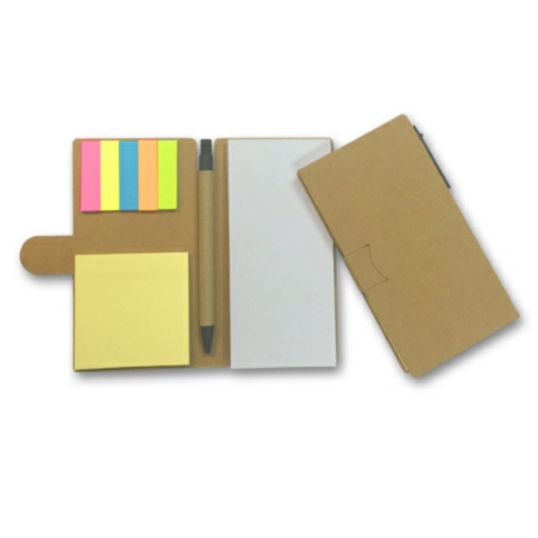 Eco-Friendly Post-It with Pen