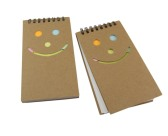 Sticky Memo Pad and Note Book