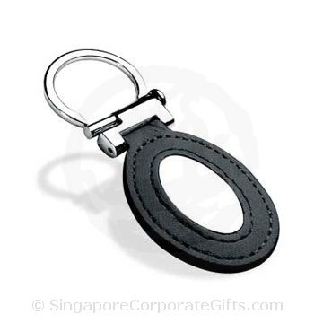 Genuine Leather Keychain 002A