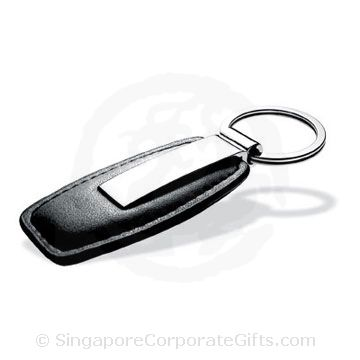 Genuine Leather Keychain 009A