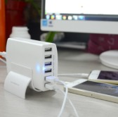 Intelligent Quck Charger with 6 USB