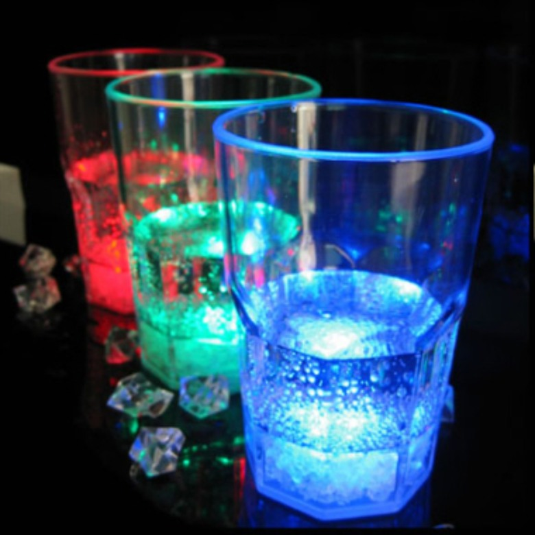 Flashing Drinkware