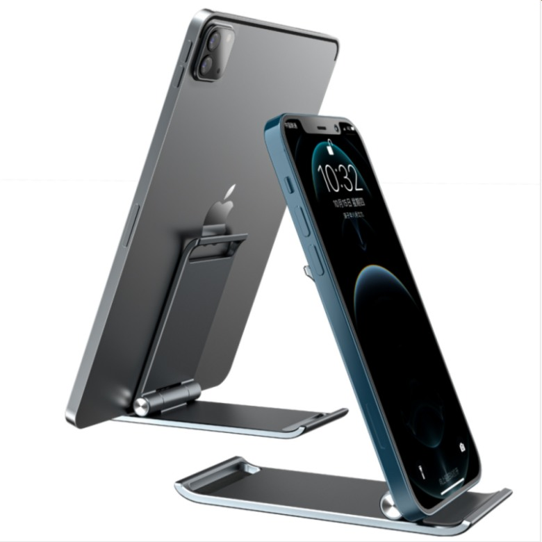 Aluminium Anti-Slip Folding Phone Stand