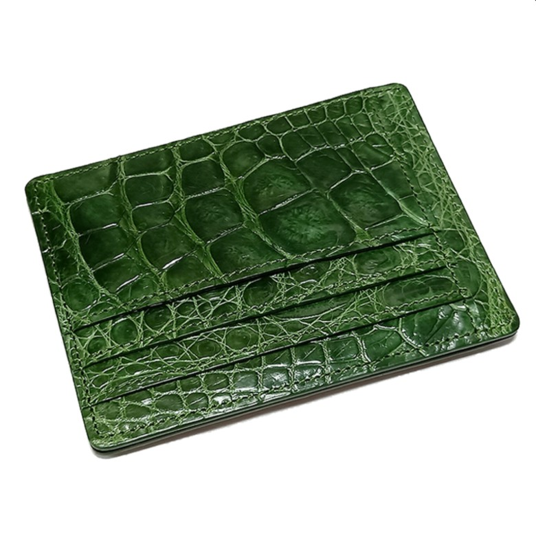 Exclusive Card Holder (Green)