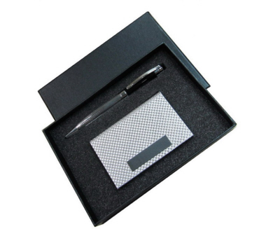 Gift box for namecard case & pen